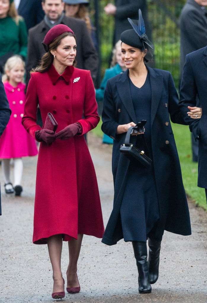Meghan Markle Gave Kate Middleton A Gift And Card On Her Birthday