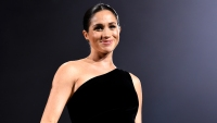 meghan markle fashion awards 2018