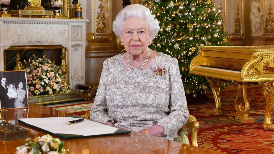 Queen Elizabeth Christmas