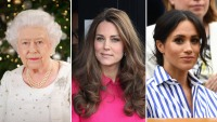"The royal Christmas may not be so merry this year as the alleged tension between Kate Middleton and Meghan Markle continues to grow. The two Duchesses are reported to be spending the holiday with Queen Elizabeth at her Sandringham country estate, but Her Majesty is apparently getting skittish as she fears that Kate and Meg will ruin the festive celebration. ""The queen is petrified that Christmas will be ruined by the girls unless they sort out their differences,"" a source told Life & Style. Elizabeth is apparently so desperate for a reconciliation, she has even tried to intervene herself. The British monarch has allegedly asked her grandsons Prince William and Prince Harry to have a confidential meeting with their wives. ""The queen is at her wit's end over Kate and Meghan falling out,"" the insider revealed. ""She's 92 years old and has seen enough drama to last her a lifetime, and can't believe how petty they're being."" The tension between the two royal beauties began when Kate got ticked off about the Sandringham guest list. The Middleton's have never been part of the evening festivities, as Kate's family only joins the queen for church service in the morning. Word on the street is that Meghan's mom, Doria Ragland, has been invited to the dinner, per Elizabeth's request — and ""Kate is livid and sees it as a snub,"" the source stated. ""Kate has been married to William for seven years and not once has her family spent the holidays enjoying the life of luxury at Sandringham."" In fact, Kate is so over the queen's ""preferential treatment,"" that she is considering not even spending the holidays at Sandringham. ""Kate has told William that she wants to do Christmas with her family this year,"" the insider confessed. ""Mainly to escape from all the drama with Meghan and enjoy the holidays with her own flesh and blood."" Imagine telling Elizabeth you're not attending her Christmas celebration? It sounds horrifying! Hopefully, it doesn't come to that as the queen apparently already hates the idea. Yikes, we hope the two ladies can work it out in time for Christmas! Join our Facebook group for the latest updates on Kate Middleton, Meghan Markle, and all things royal!"