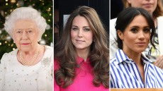 """The royal Christmas may not be so merry this year as the alleged tension between Kate Middleton and Meghan Markle continues to grow. The two Duchesses are reported to be spending the holiday with Queen Elizabeth at her Sandringham country estate, but Her Majesty is apparently getting skittish as she fears that Kate and Meg will ruin the festive celebration. """"The queen is petrified that Christmas will be ruined by the girls unless they sort out their differences,"""" asource told Life & Style.Elizabeth is apparently so desperate for a reconciliation, she has even tried to intervene herself. The British monarch has allegedly asked her grandsons Prince William andPrince Harry to have a confidential meeting with their wives. """"The queen is at her wit's end over Kate and Meghan falling out,"""" the insider revealed. """"She's 92 years old and has seen enough drama to last her a lifetime, and can't believe how petty they're being."""" The tension between the two royal beauties began when Kate got ticked off about the Sandringham guest list. The Middleton's have never been part of the evening festivities, as Kate's family only joins the queen for church service in the morning. Word on the street is that Meghan's mom, Doria Ragland, has been invited to the dinner, per Elizabeth's request — and """"Kate is livid and sees it as a snub,"""" the source stated. """"Kate has been married to William for seven years and not once has her family spent the holidays enjoying the life of luxury at Sandringham."""" In fact, Kate is so over the queen's """"preferential treatment,"""" that she is considering not even spending the holidays at Sandringham. """"Kate has told William that she wants to do Christmas with her family this year,"""" the insider confessed. """"Mainly to escape from all the drama with Meghan and enjoy the holidays with her own flesh and blood."""" Imagine telling Elizabeth you're not attending her Christmas celebration? It sounds horrifying! Hopefully, it doesn't come to that as the queenapparently already ha"""