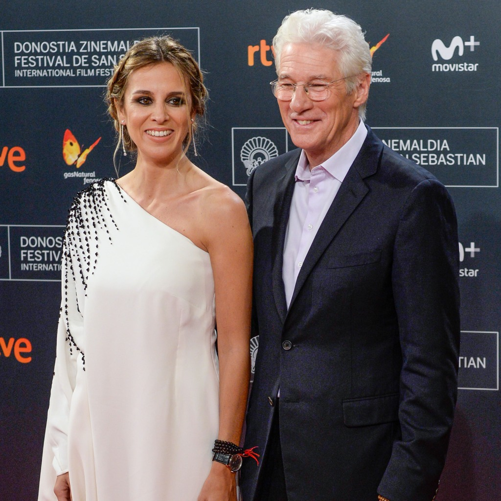 Richard Gere Wife