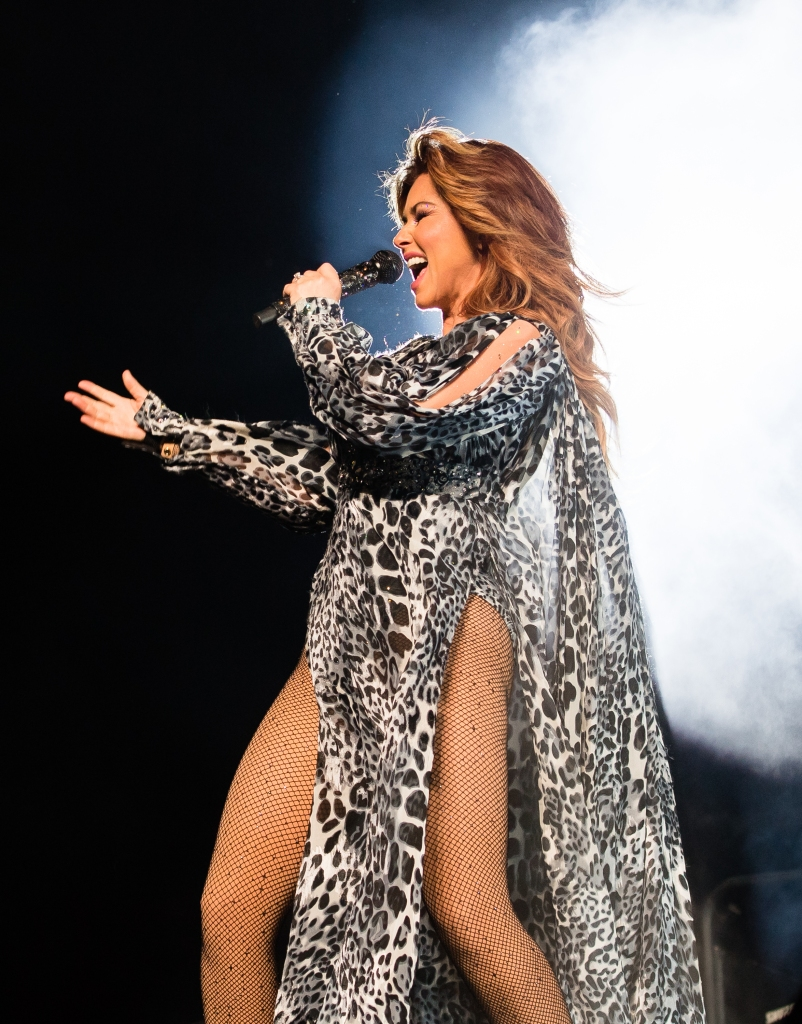 Shania Twain issues groveling apology for supporting Trump ... |Shania Twain