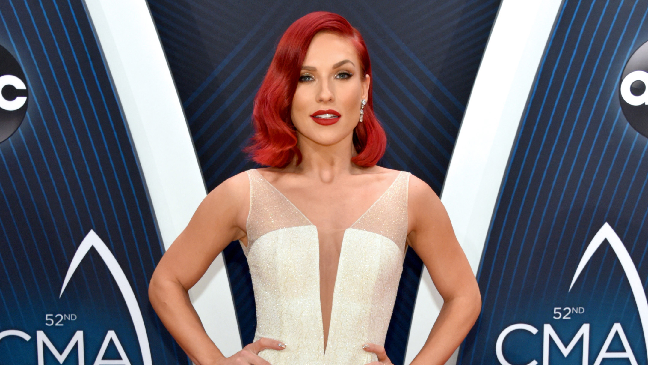 2019 Sharna Burgess naked (74 pics), Cleavage