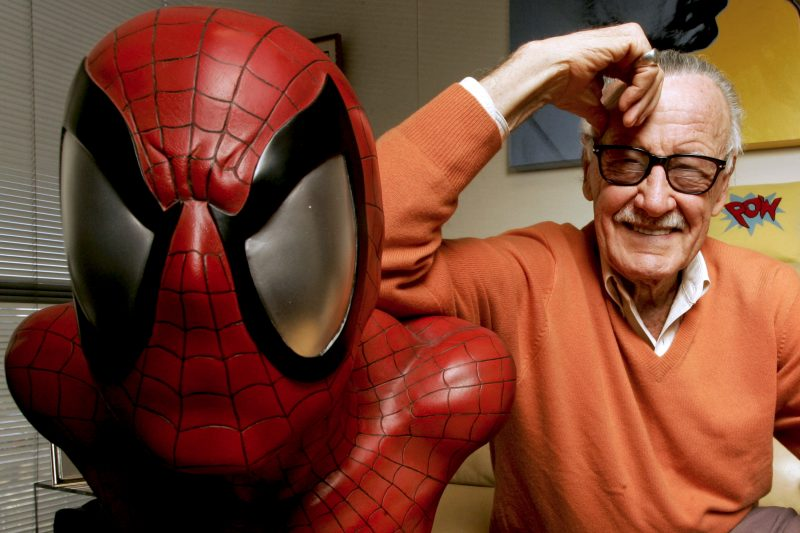 spiderman-stan-lee