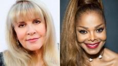 Stevie Nicks Janet Jackson