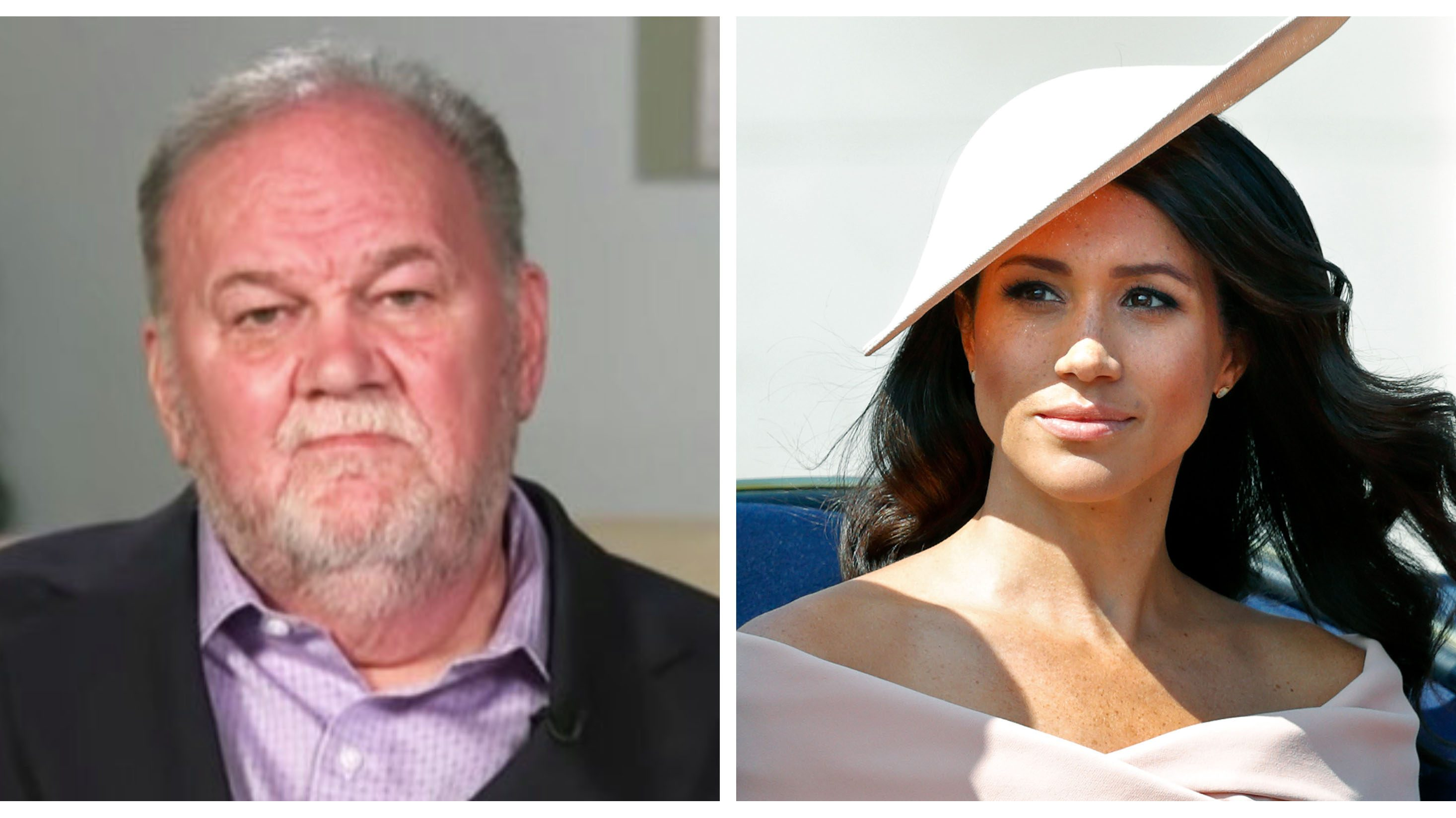 Meghan Markle's Dad Thomas Talks Not Being Invited to Archie's Christening: 'I Would Have Enjoyed Being There'