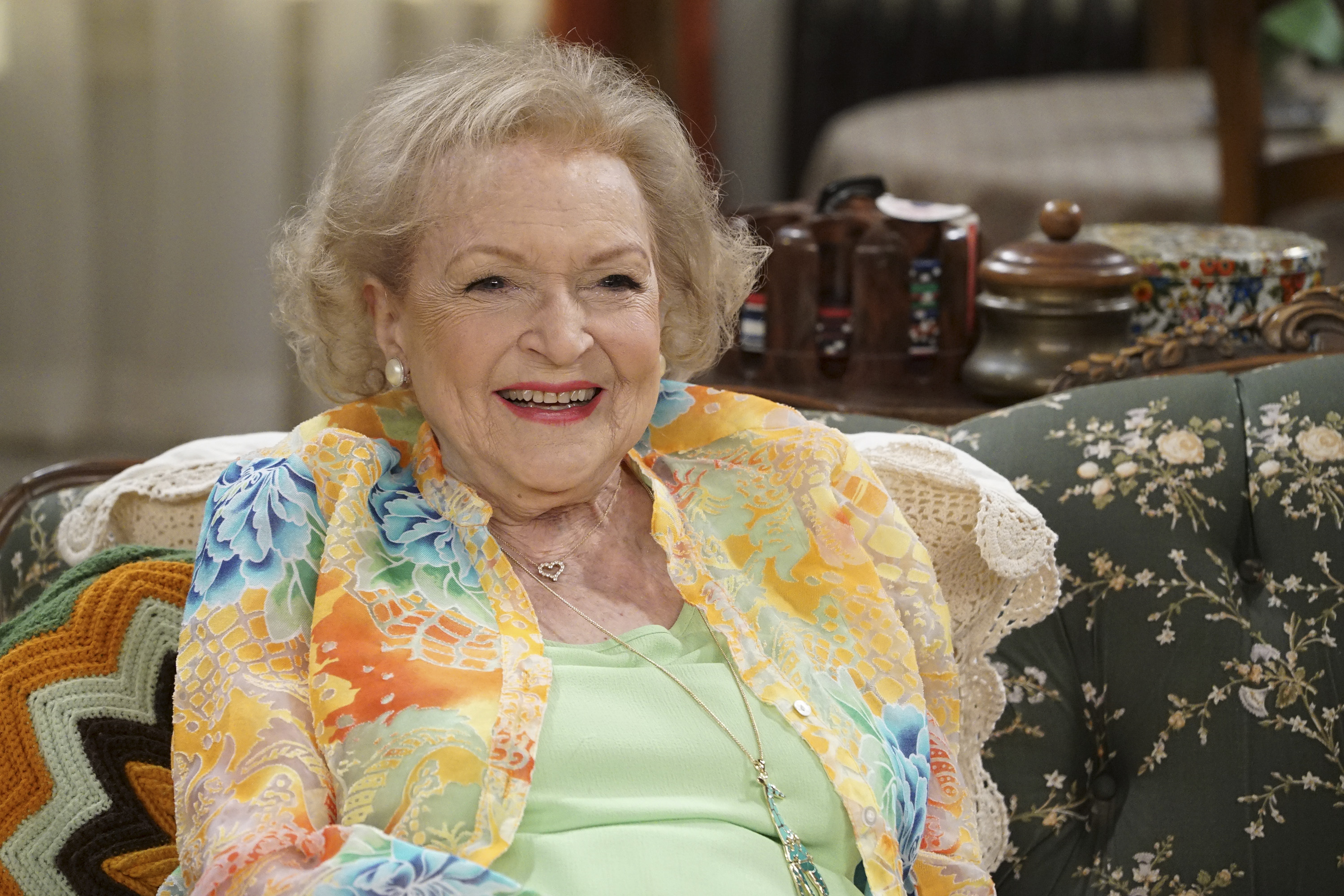 Betty White Looks Great As She Steps Out Ahead Of 97th Birthday