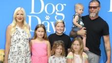 Dylan McDermott Family