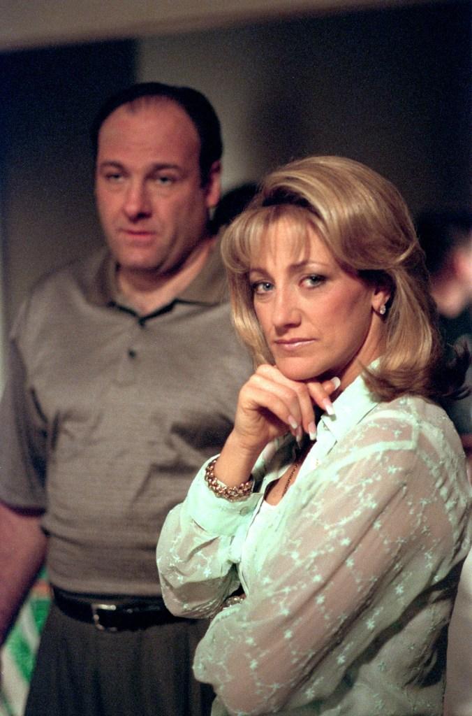 Edie Falco Sopranos