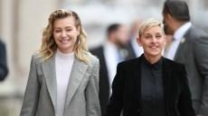 Ellen DeGeneres Porta de Rossi