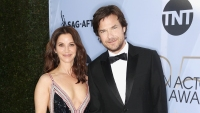 Jason Bateman and his wife Amanda