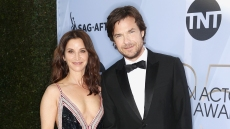 Jason Bateman and his wife Amanda