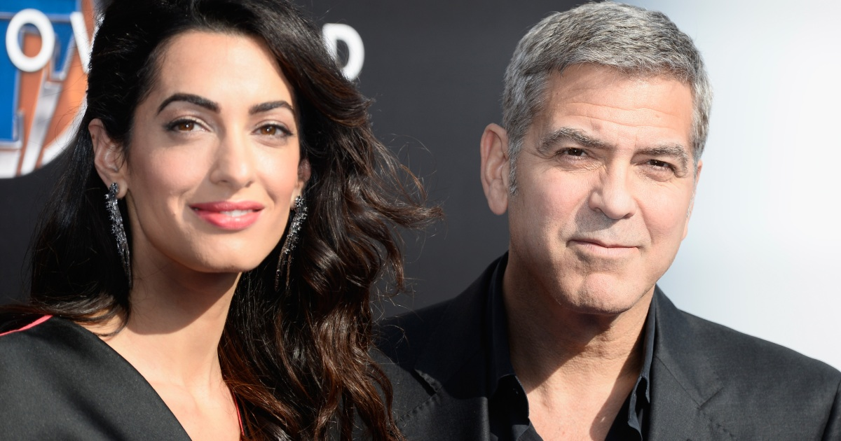 George Clooney And Amal Clooney's Kids: Meet Ella And