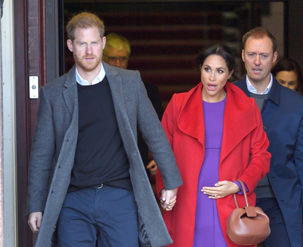 Harry and Meghan May Leave Cotswold Home Due to Security Issues