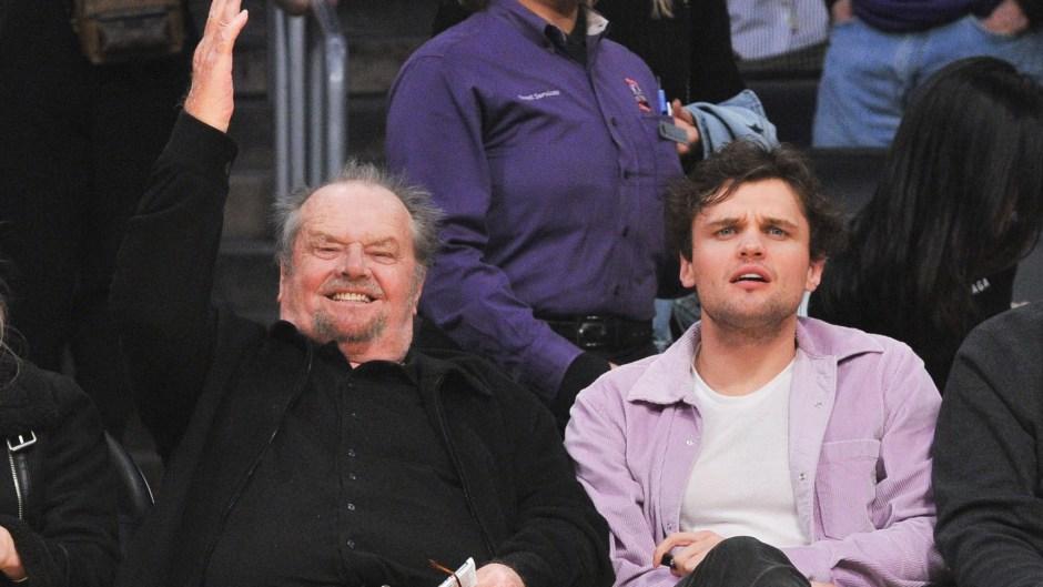 Jack Nicholson Ray