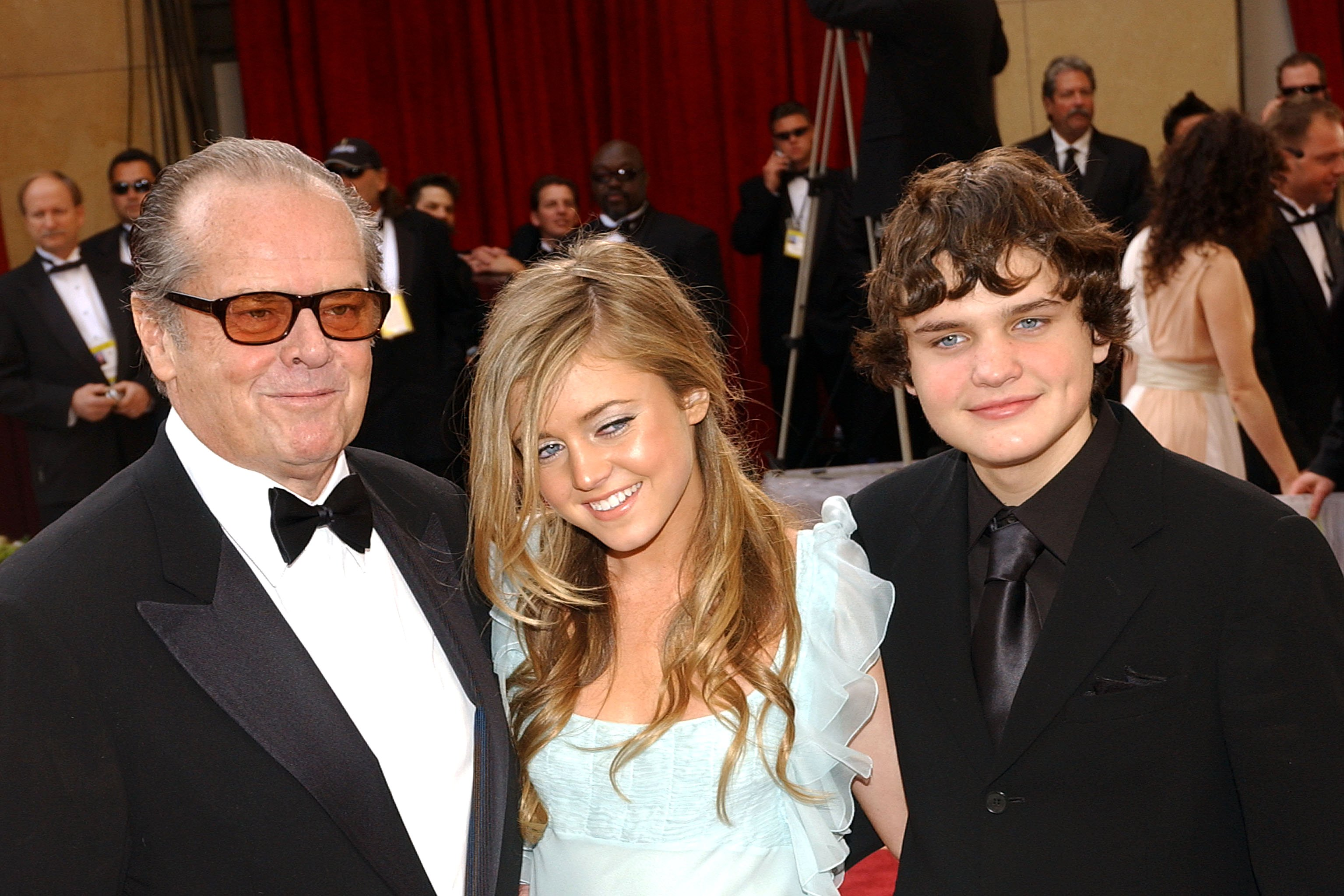 Jack Nicholson S 5 Children Meet The Oscar Winner S Family He's been spotted courtside for. https www closerweekly com posts jack nicholsons 5 children meet the oscar winners family