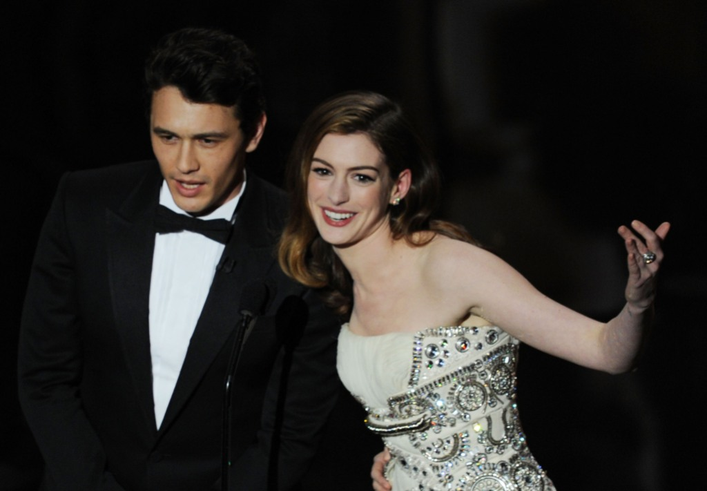 Anne Hathaway James Franco