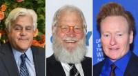 Jay Leno - David Letterman - Conan O'Brien