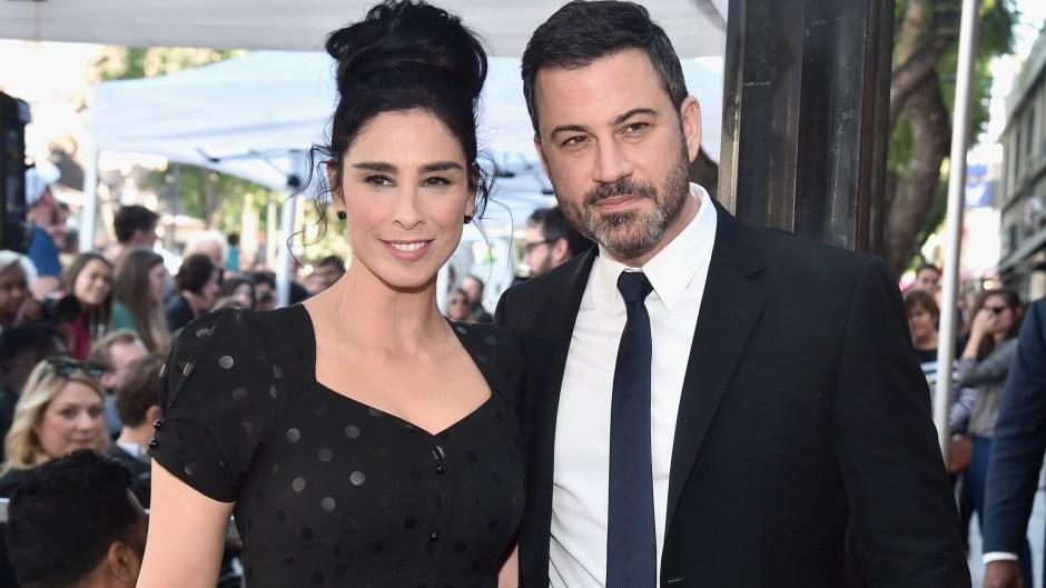 Sarah Silverman Jimmy Kimmel