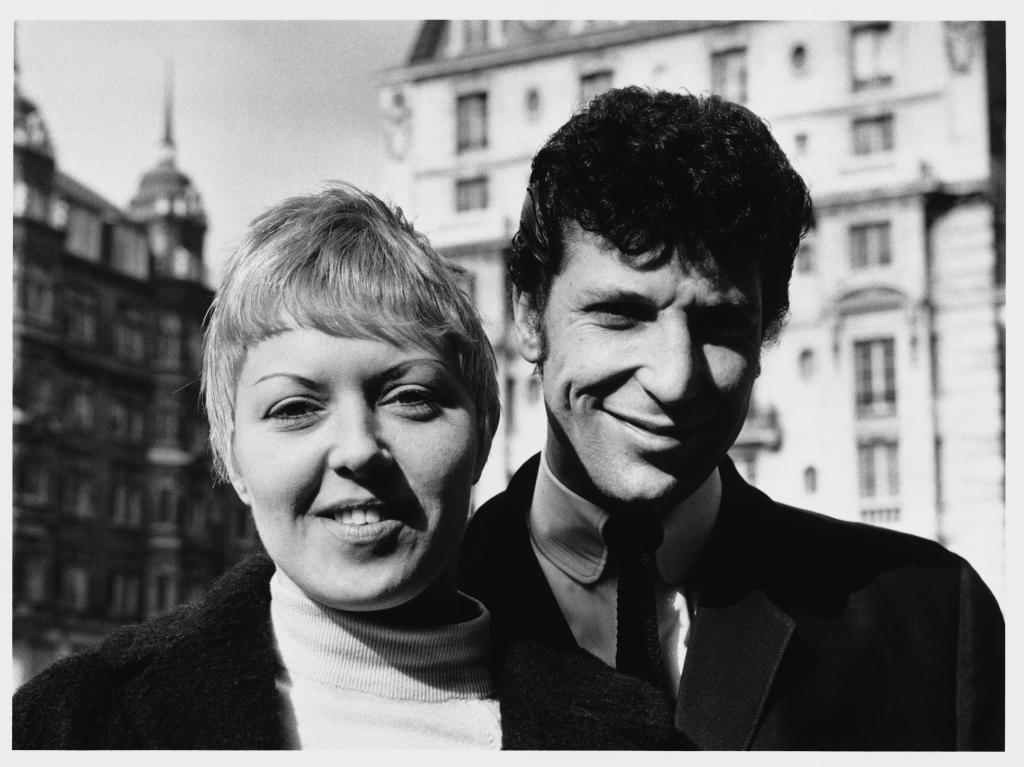 Linda Jones Tom Jones