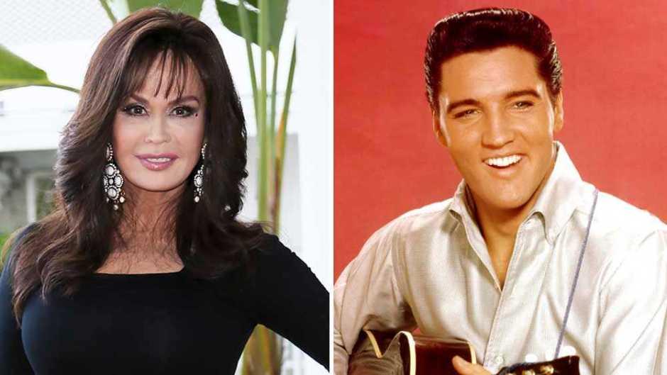 Marie Osmond Elvis Presley