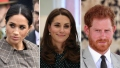 Meghan Markle Kate Middleton Prince Harry