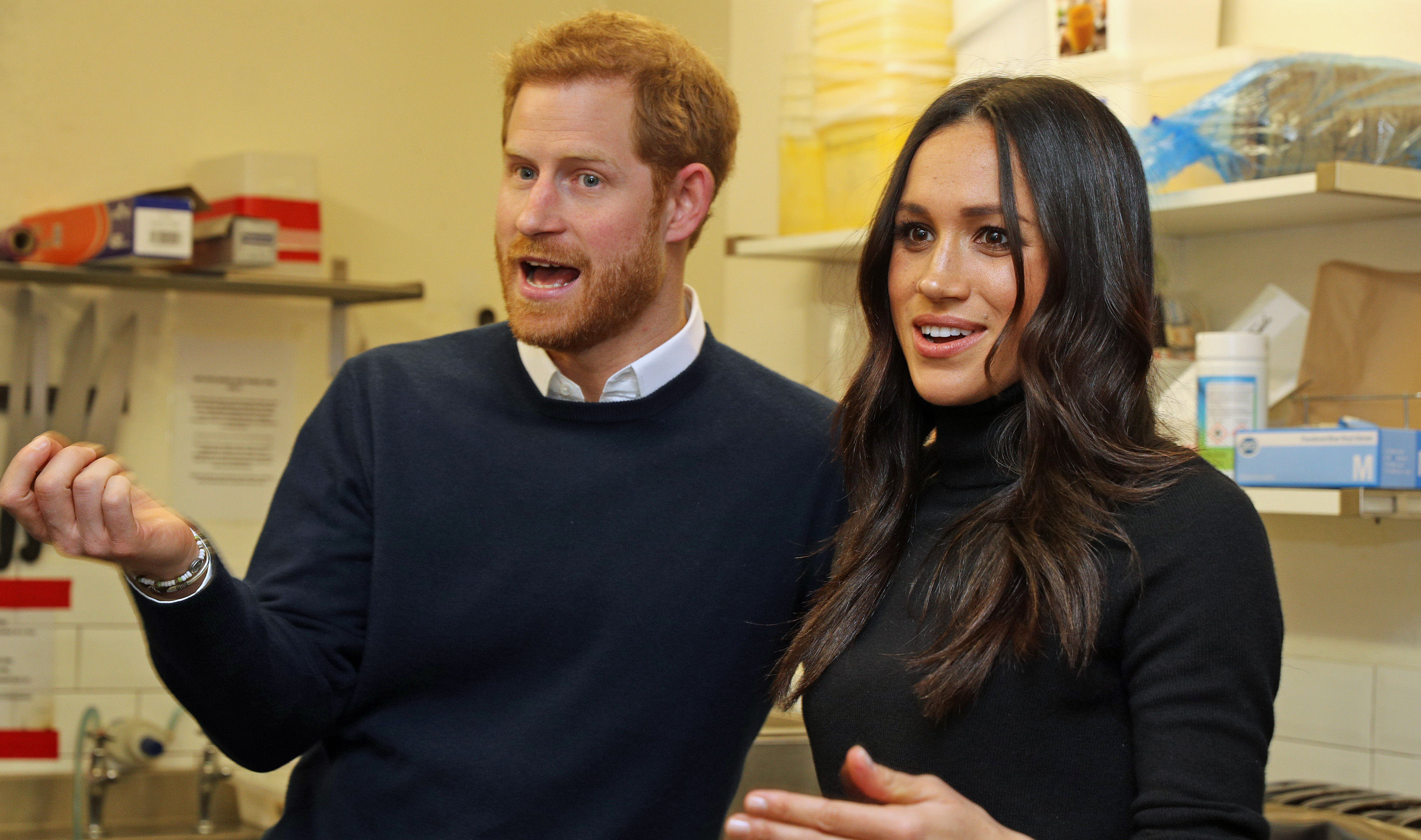 Prince Harry and Meghan Markle May Be Giving Up Their Country Home Due to Cost and Security Issues