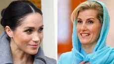 Meghan Markle Sophie Countess of Wessex