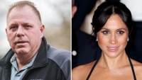 Meghan Markle Thomas Markle jr