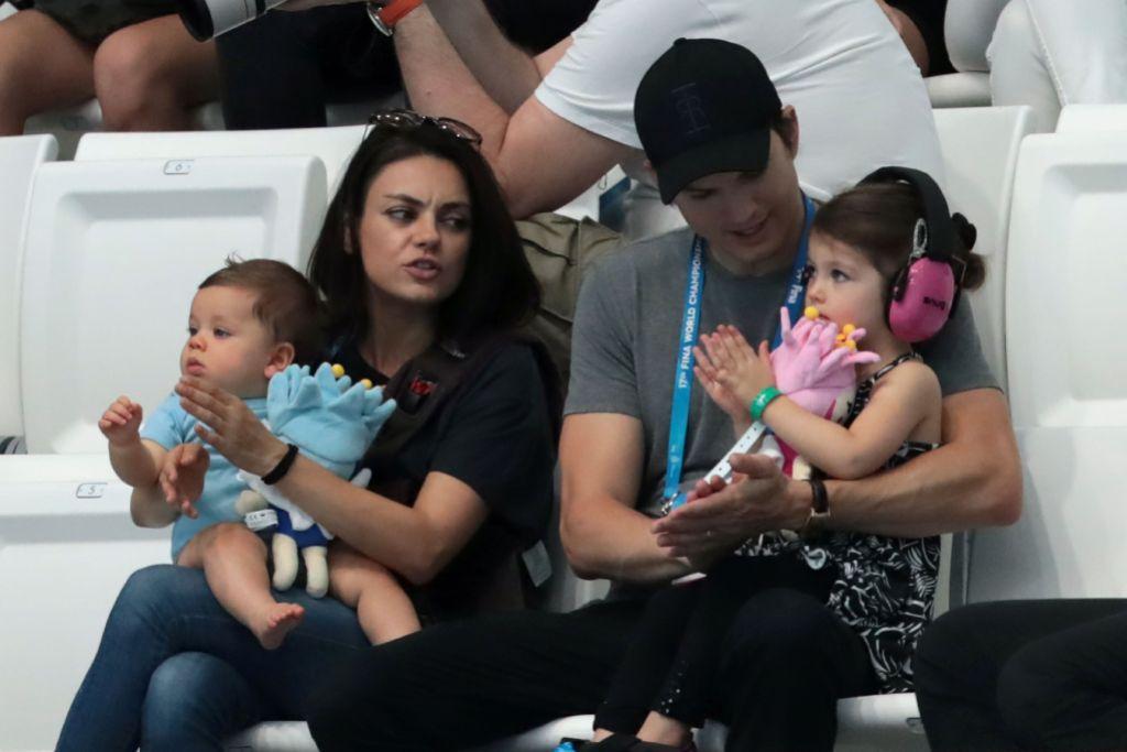Mila Ashton and Family
