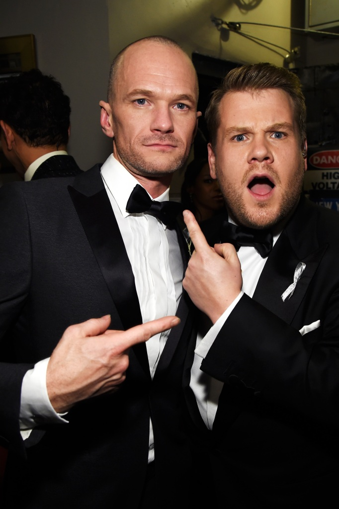 James Corden Neil Patrick Harris