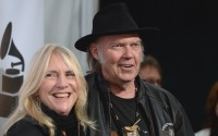 Neil Young Pegi Young