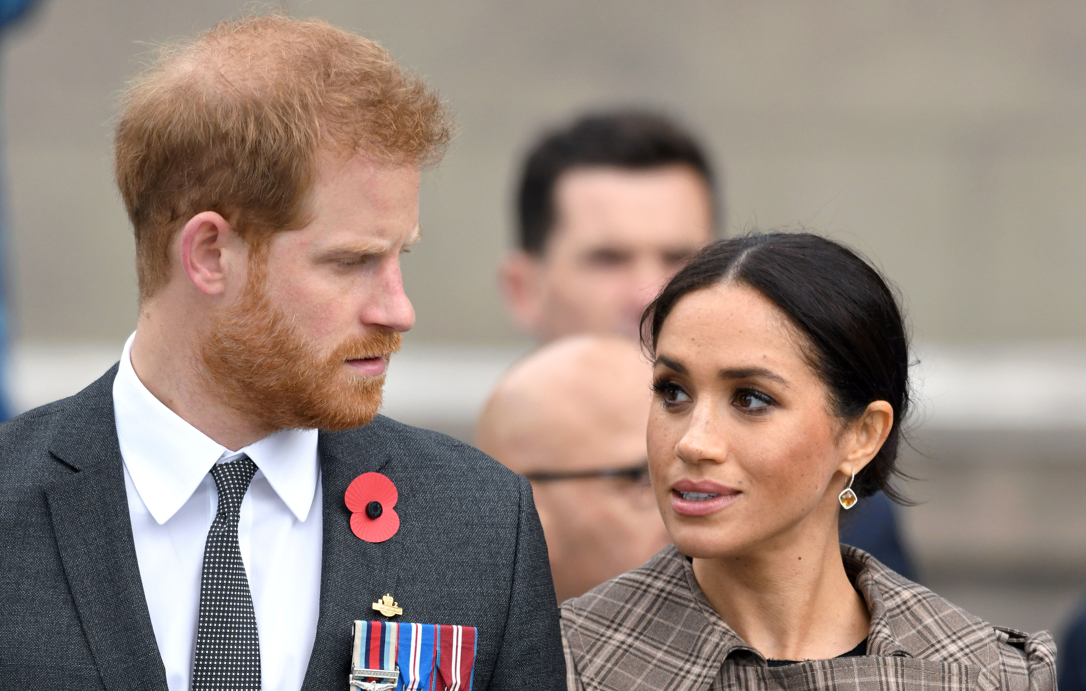 Prince Harry Reportedly Feels Responsible For Meghan Markle Being So Miserable