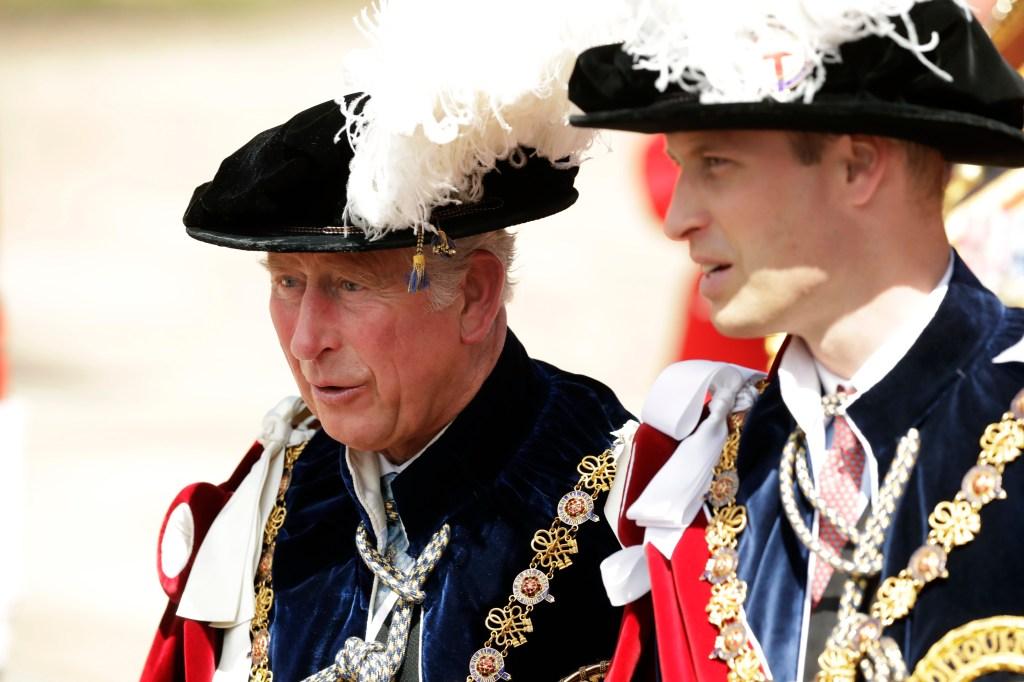Prince William Prince Charles