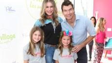 Rebecca Romijn Family