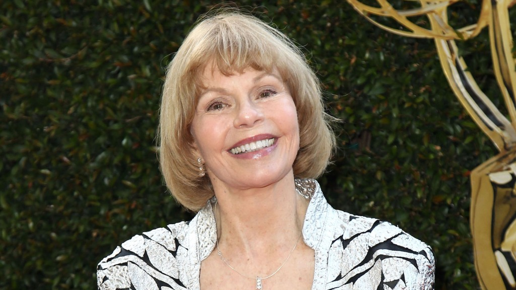 Toni-Tennille-black-and-silver-jacket-daytime-creative-arts-emmy-awards-2016