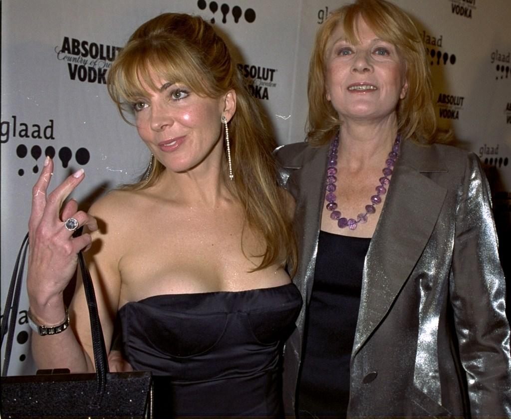 Natasha Richardson and her mother, Vanessa Redgrave