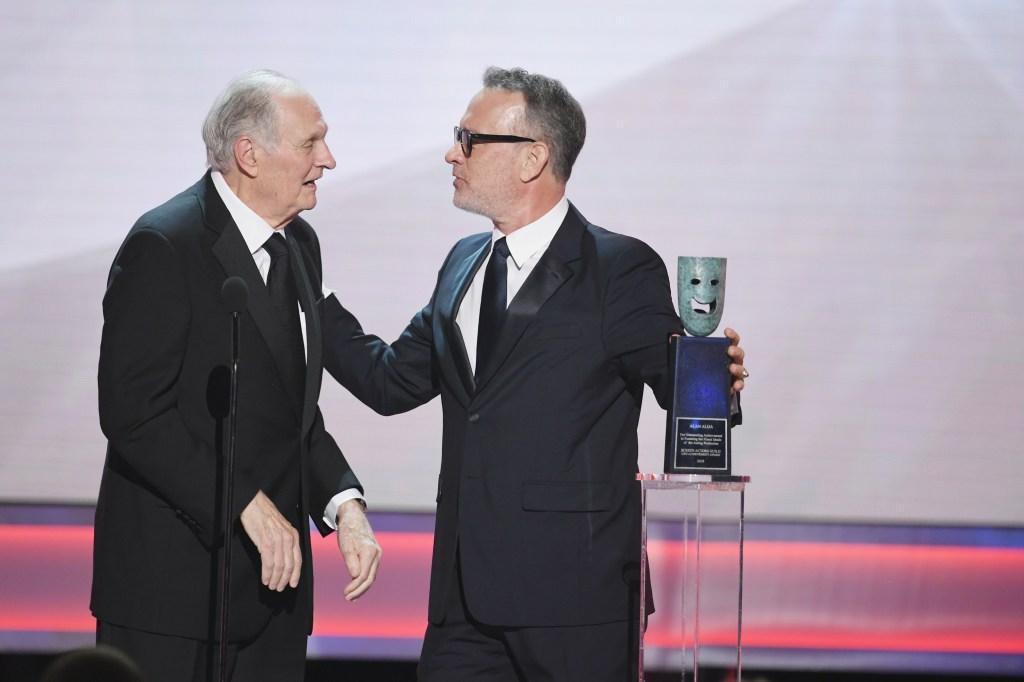Tom Hanks Alan Alda