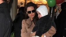 Celebrity Sightings In New York City - December  04, 2010