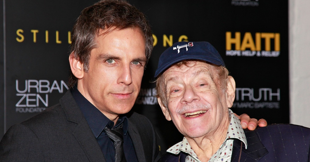 Jerry Stiller Rushed To Nyc Hospital Report