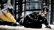 On the set of Batman Returns