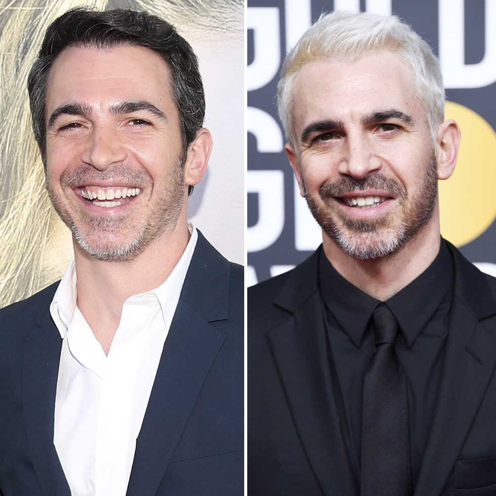 Chris Messina Blond Hair