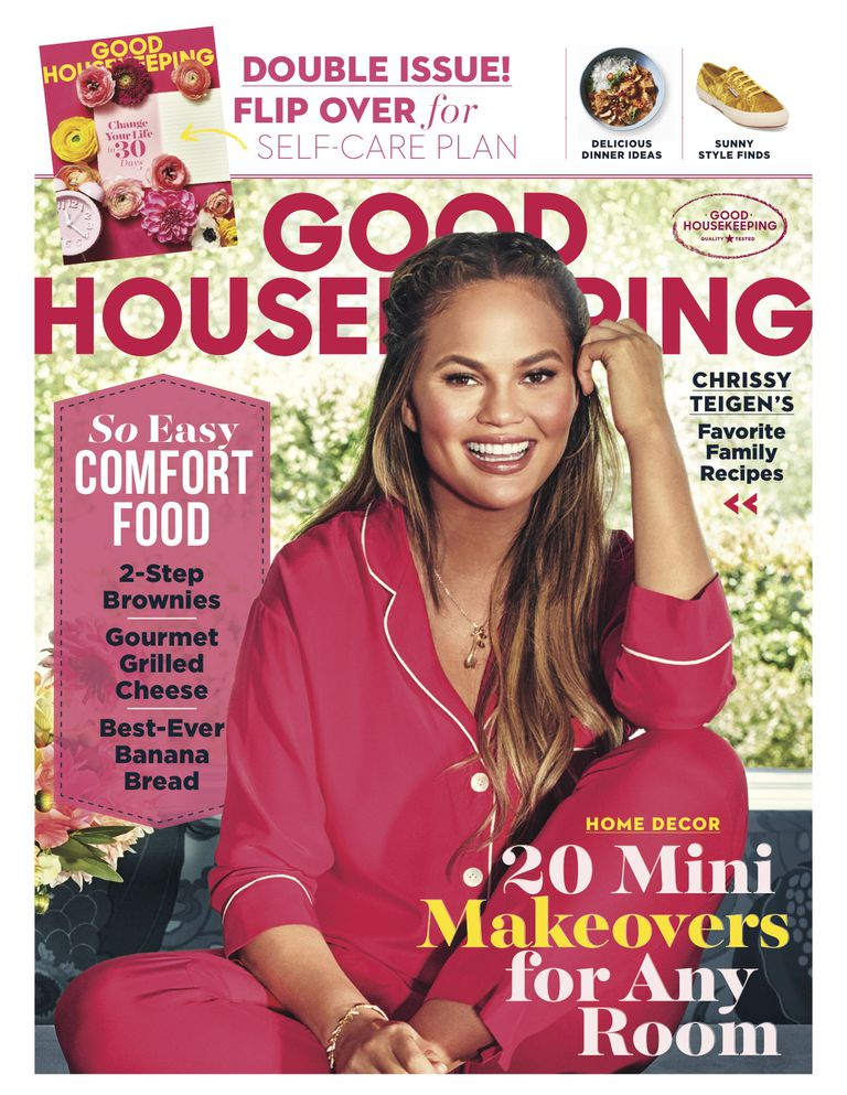 chrissy-teigen-good-house-keeping-february-cover-story-cover-pic