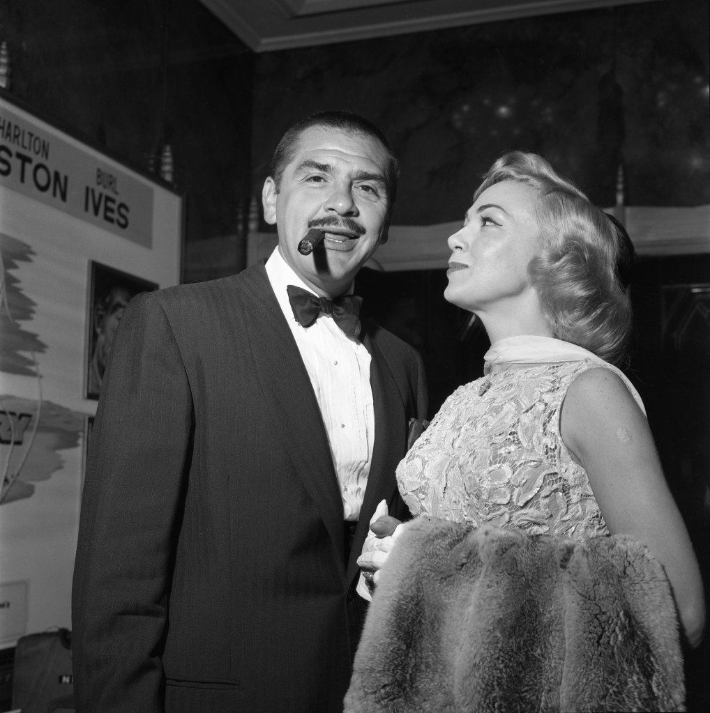 Edie Adams And Ernie Kovacs