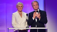 Glenn Close Michael Douglas