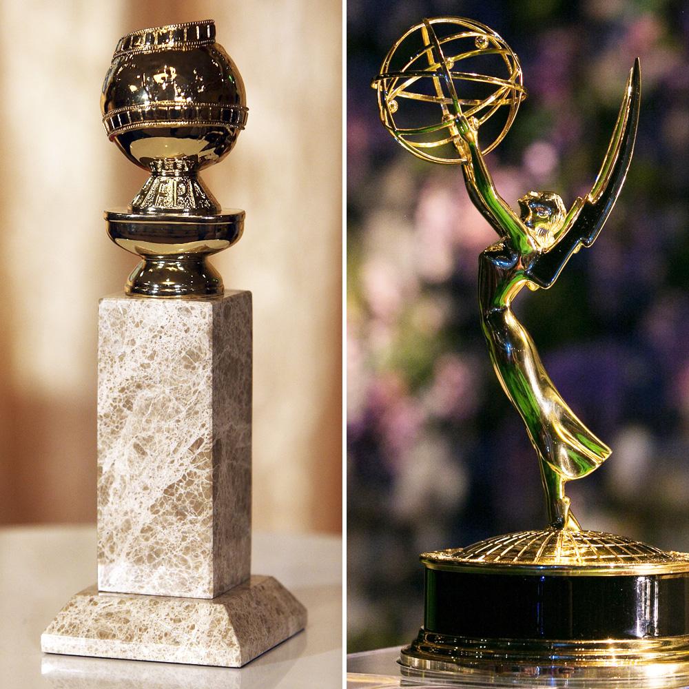 Golden Globe Emmy Awards