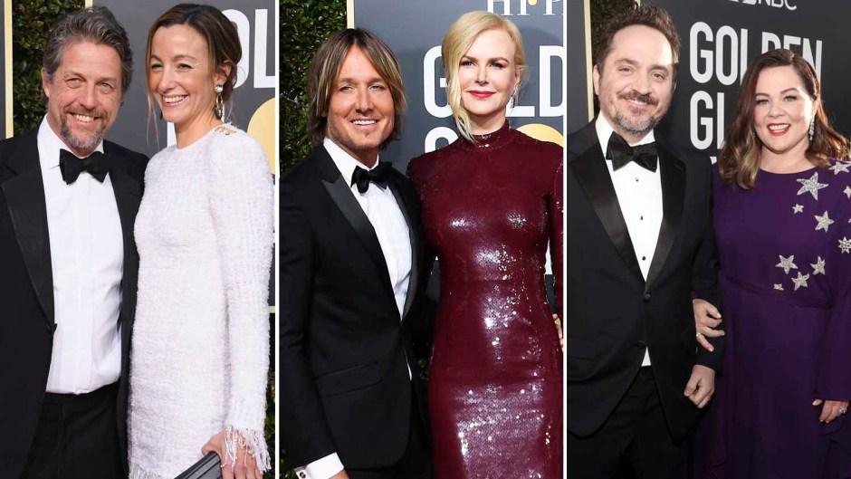 Golden Globes Couples