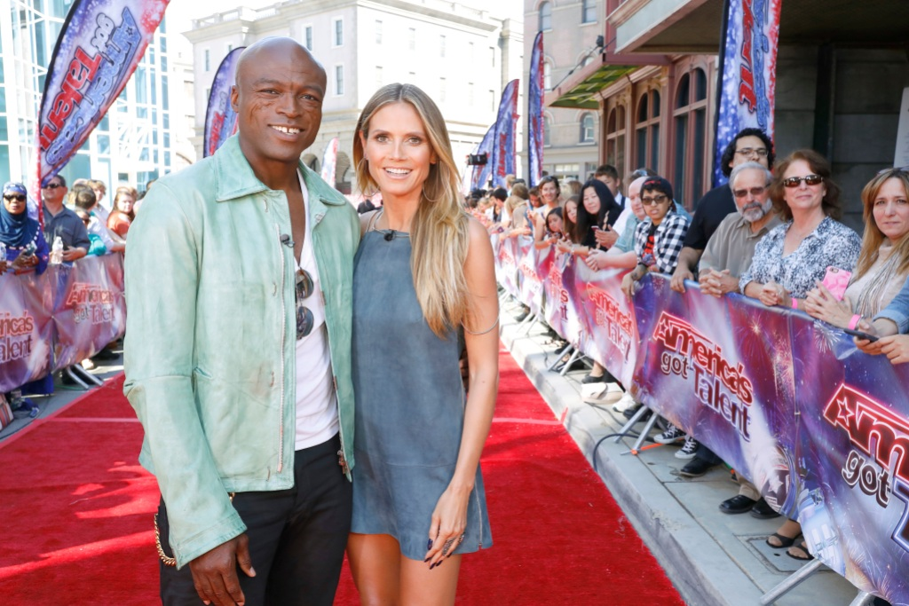Heidi Klum Wants Seal To Attend Her Wedding To Tom Kaulitz ...