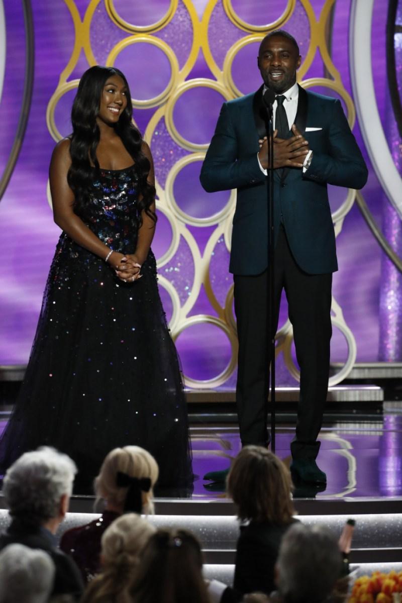 Idris Elba Isan Elba